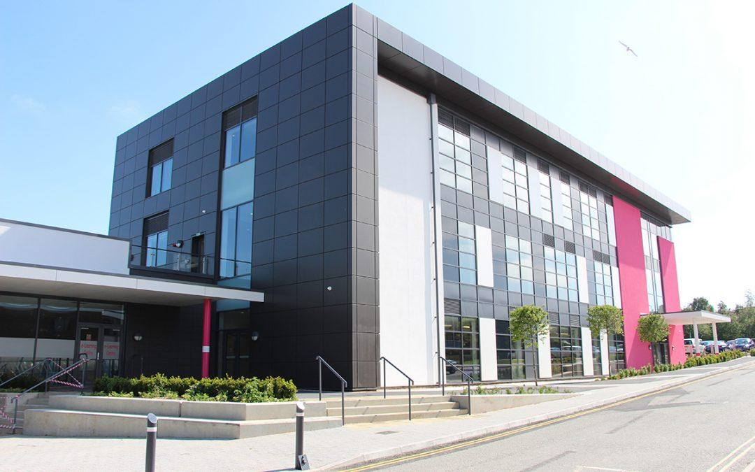 IOW College STEM Building